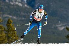 Matti Heikkinen var best av samtlige på 7. etappe i Ski Tour Canada, 15-kilometeren med intervallstart i Canmore. Foto: Felgenhauer/NordicFocus.