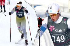 Katrine Seim og Harald Østberg Amundsen ble kåret til Rookies of the Year etter sesongen 2015/2016. Foto: Erik Borg.