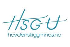 Logo for Hovden Skigymnas sitt HSG-u.