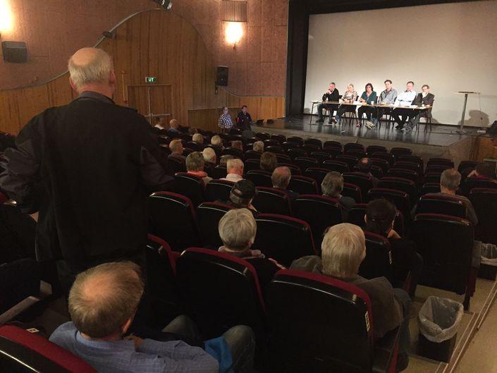 folkemøte kommunereformen fauske kino