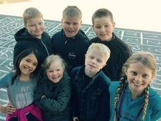 Tårnet skole - batterijakt