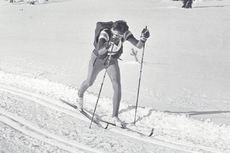 Gunnar Tronsmoen staket mye med fraspark i slake motbakker allerede i 1980-åra, her i 1987.