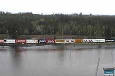 Skjermdump fra webcam i Vasaloppets startområde i Sälen 24. mai 2016, hentet fra http://webcam.vasaloppet.se/salen/