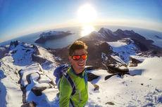Rolf Einar Jensen satser nå fullt og helt på fjelløp. Foto: Privat (@rolfeinarj på Instagram.com).