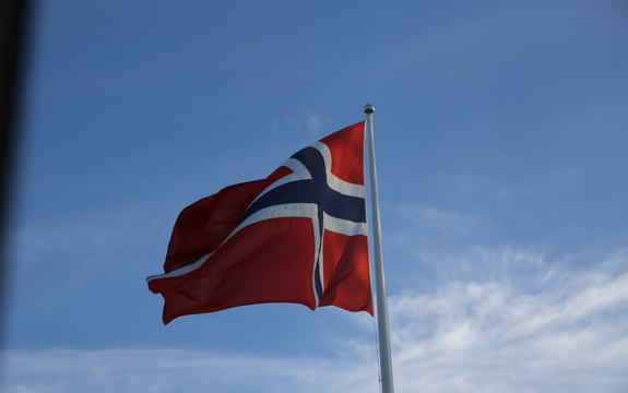 Valg flagging