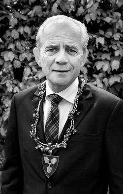 Ordfører Olav Hafstad
