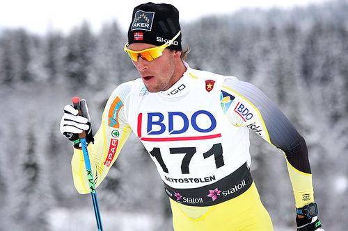 Chris Jespersen. Foto: Geir Nilsen/Langrenn.com.