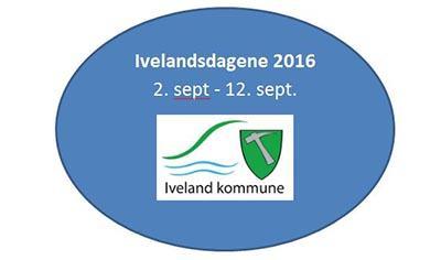 Ivelandsdagene 2016 logo 400x236