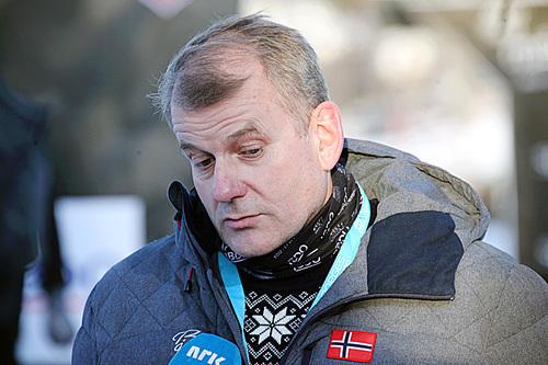 Erik Røste. Foto: Erik Borg.