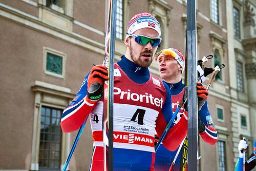 Sondre Turvoll Fossli i forbindelse med verdenscupen i Stockholm 2016. Foto: Felgenhauer/NordicFocus.
