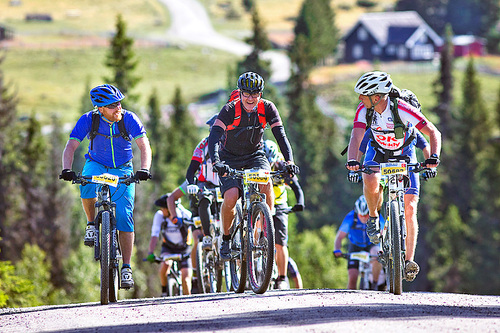 Rett kosthold i forkant gir en lettere ferd fra Rena til Lillehammer i Birkebeinerrittet. Foto: Geir Olsen/Birken AS.