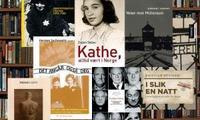 Collage bøker HL-senteret