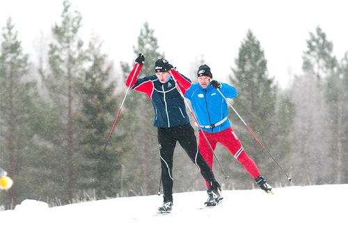 Trysil gjør seg klar for en flott og snørik vinter. Foto: Destinasjon Trysil.