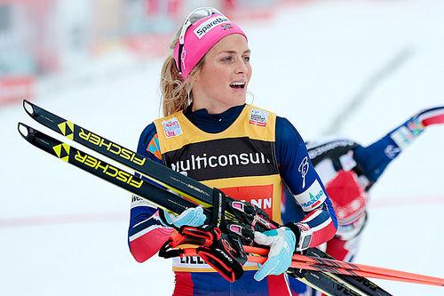 Therese Johaug. Foto: Felgenhauer/NordicFocus.