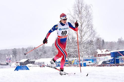 Astrid Uhrenholdt Jacobsen. Foto: Felgenhauer/NordicFocus.