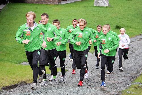 Er du klar over hva hensikten med trening i de ulike intensitetssonene er? Foto: Geir Nilsen/Langrenn.com.