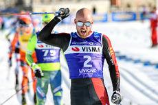 Tord Asle Gjerdalen inn til seier i La Sgambeda 2016. Foto: Rauschendorfer/NordicFocus.