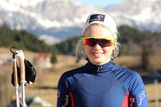 Martine Lorgen Øvrebust. Foto: Erik Borg.