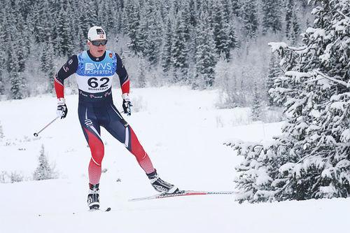 Petter Stakston. Foto: Erik Borg.