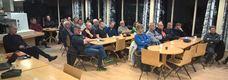 Deltakere infomøte om Næringsvennlig kommune