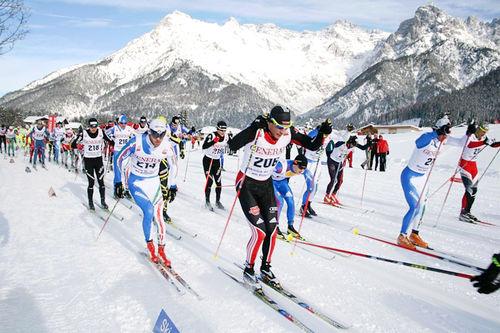 Masters World Cup 2014 i østerriske Pillerseetal. Arrangørfoto.