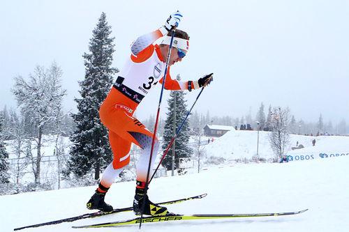 Chrisander Skjønberg Holth. Foto: Erik Borg.