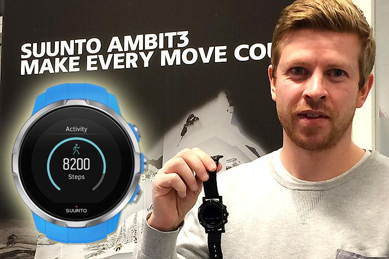 Markedsjef i Amer Sports, Fredrik Mandt, håper mange tar turen til Hafjell 25. februar og sponser en Suunto klokke i fjerde del av påmeldingskonkurransen til Hafjell Ski Marathon. Foto: Amer Sports.