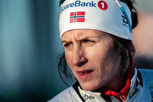 Marit Bjørgen. Foto: Modica/NordicFocus.