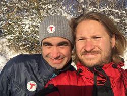 Sigurd og Marius