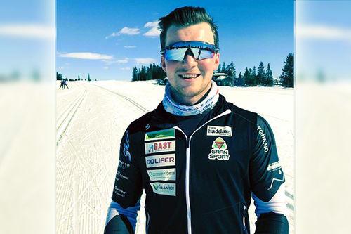 Ørjan Staff. Foto: Privat.