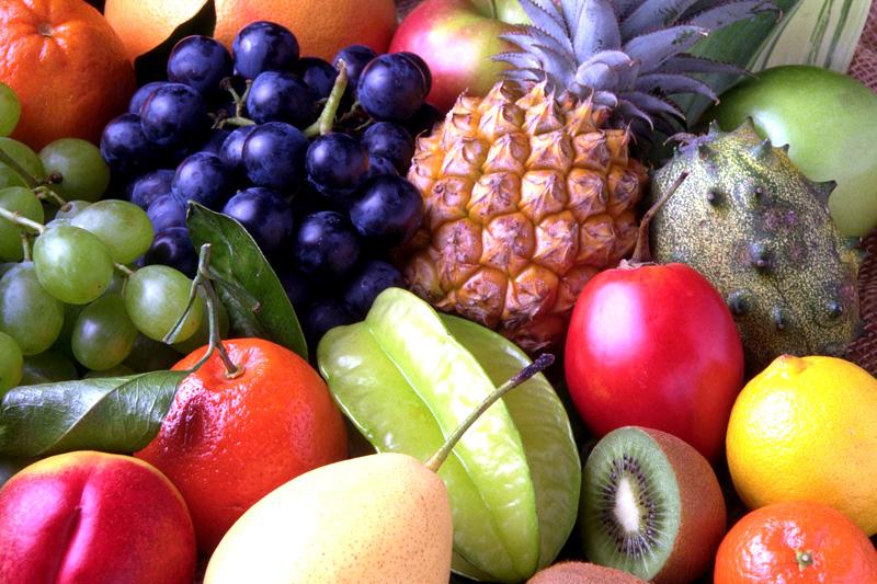 Frukt inneholder antioksidanter som er viktige beskyttere mot sykdom. Foto: Creative Commons/Pixabay.com.