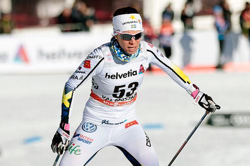 Maria Rydqvist. Foto: Modica/NordicFocus.