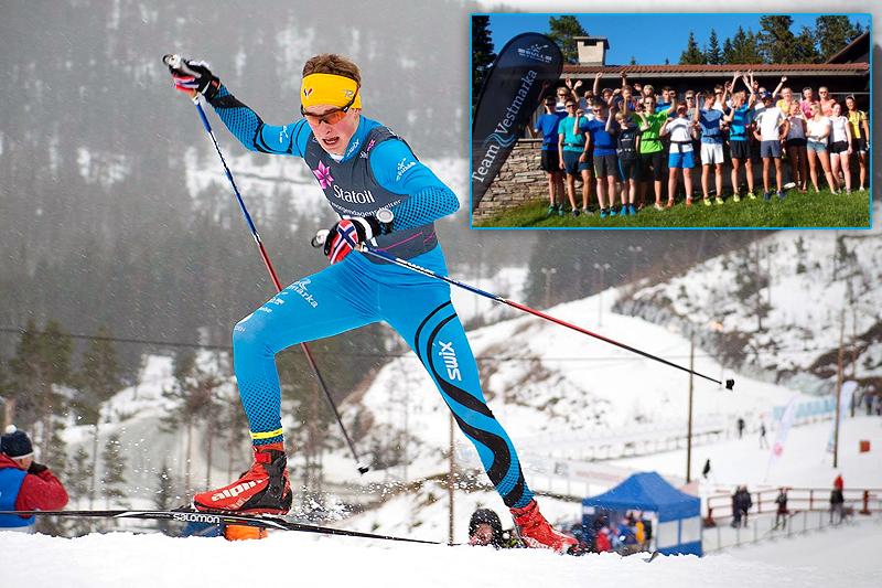 Team Vestmarka søker langrennstrenere. Collage: Langrenn.com. Foto: Privat.