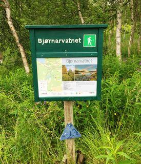Vi gjentar suksessen fra i fjor og arrangerer igjen «Ti på tur» i Gratangen i samarbeid med Midtre Hålogaland friluftsråd.
