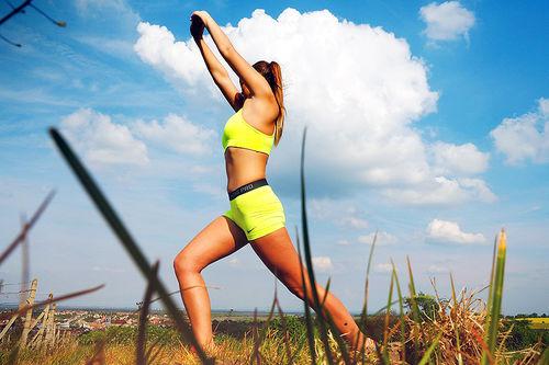 Tøying kan bidra til bedre restitusjon og trekke musklene tilbake til sin normale lengde. Foto: Creative Commons/Pixabay.com.