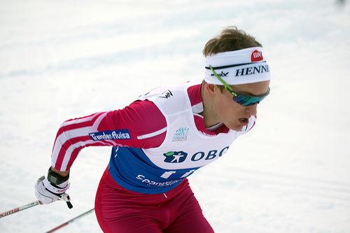 Daniel Myrmæl Helgestad. Foto: Erik Borg.