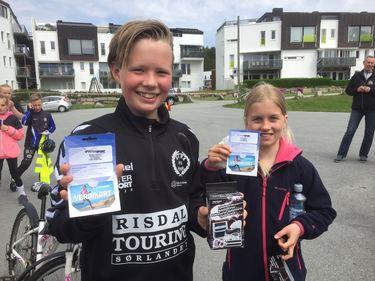 Ylva og Henning har kvalifisert seg for landsfinale
