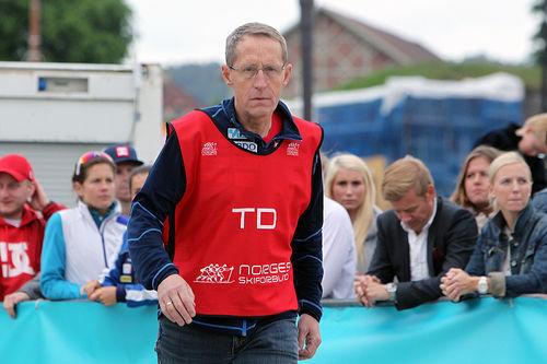Per Nymoen har mer enn 37 år bak seg i Skiforbundet. I sommer pensjonerer han seg. Foto: Erik Borg.