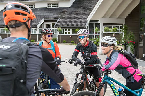 Det er forventet over 1000 stisyklister til Trysil når terrengsykkelfestivalen Utflukt kickstarter torsdag 22. juni. Foto: Jonas Hasselgren/Utefoto.