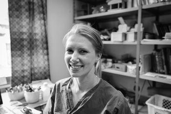 Jorun Sperstad-Fjeld - aktivitør og kvardagsrehabilitør