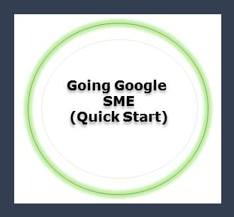 Going Google GS SME 100817