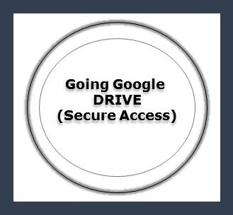 Going Google DRIVEII