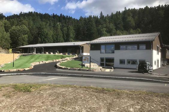 Nye Iveland skole står ferdig til skolestart august 2017