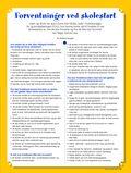 Forventninger ved skolestart, råd til foreldre, fra Hjem og Skole Utgave 2 2017
