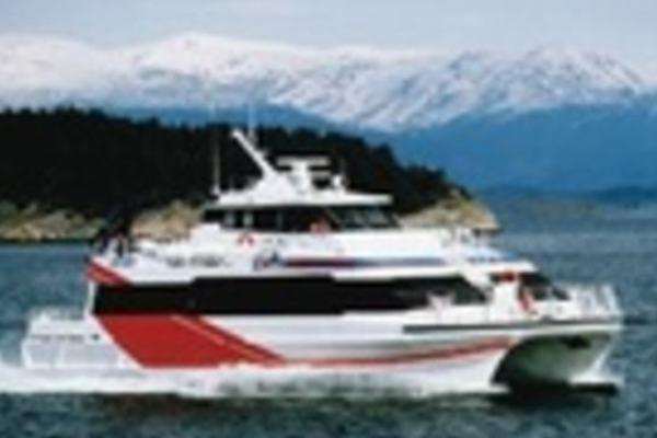 hurtigbåt måsøy