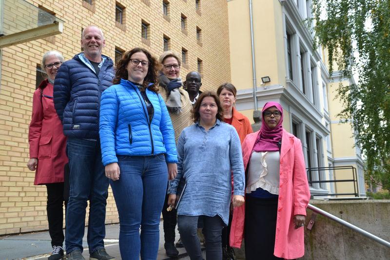 FUG-utvalget på Kampen skole samisk tilbud