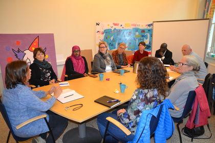 FUG-utvalget i møte om samisk opplæring