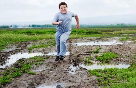Mosjon hos barn