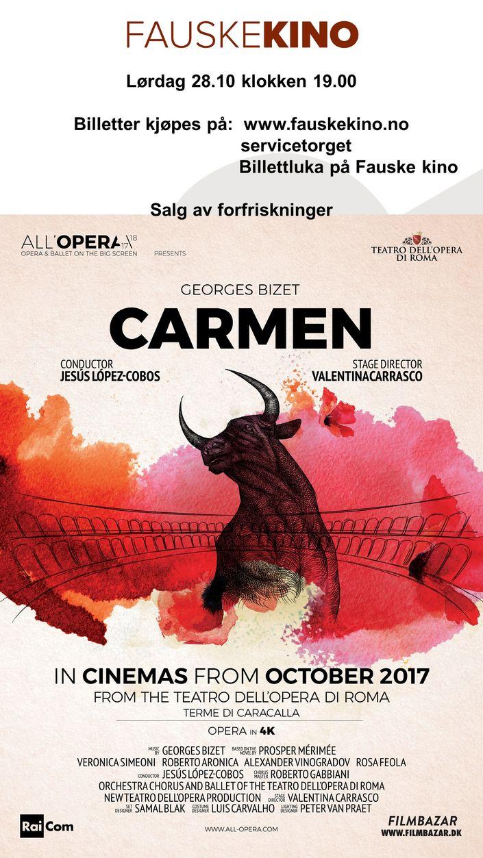 Carmen fauske kino