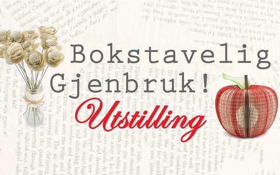 bokkunst utstilling plakat